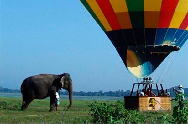 Air Ballooning dambulla