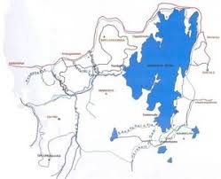 Minneriya National Park Map 2
